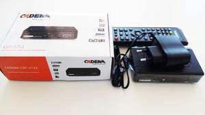Приемник (ресивер) цифровой эфирный (приставка) CADENA CDT-1712 DVB-T2