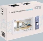 Комплект видеодомофона CTV-DP1700 M