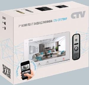 Комплект видеодомофона CTV-DP2700IP