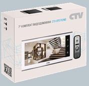 Комплект видеодомофона CTV-DP2702MD