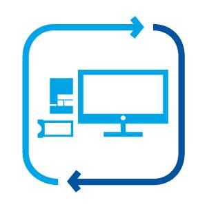 CAM-модуль Триколор ТВ HD с картой доступа Триколор ТВ по акции обмен оборудования Триколор ТВ mpeg-2