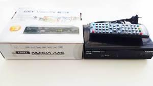 Приемник (ресивер) цифровой эфирный (приставка) SKY VISION T2603 DVB-T2