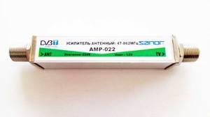 Усилитель антенный АМР-022 12В