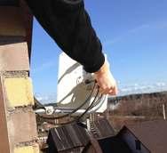 Установка 2G/3G/4G антенны, выбор направления и антенны под оператора GSM